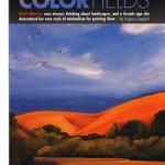 Southwest Art: Color Fields, August 2006