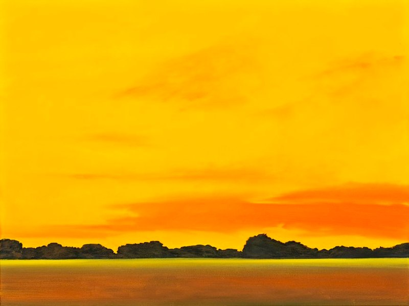 ArcadianSunset.30x40