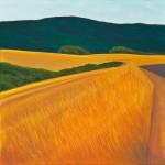 Road To Pt Reyes 24x24