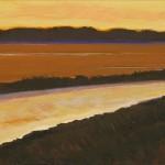 Western Sunset 6x12
