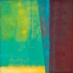 Burning Daylight, 30″ x 30″, oil on canvas