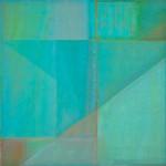 Latitudes and Longitudes, 48″ x 48″, oil on canvas